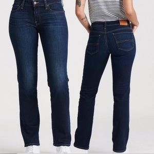 Like New Lucky Brand Jeans Sweet Straight Midrise